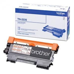 Оригинальный тонер-картридж BROTHER TN-2235 (1200 стр., черный)