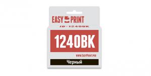 Картридж EasyPrint Brother LC-1240B (IB-1240BK) (600 стр., черный)