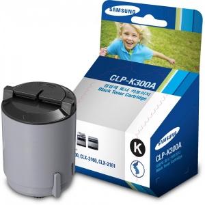 (Уценка) Картридж Samsung CLP-K300A/ELS - НТВ-2 для CLP-300/CLX-2160/3160 черный (2 000 стр.)