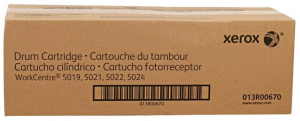 (Уценка) 013R00670 - НТВ-1 Копи-картридж Xerox для WC 5019/21/22/24 черный (80 000 стр.)