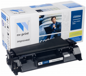 NV-CE505A Картридж NVP совместимый HP CE505A для LJ P2035/P2055 черный (2 300 стр.)