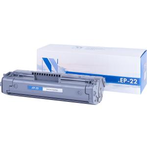 NV-EP22 Картридж NVP совместимый Canon EP-22 для LBP-800/810/1120 черный (2 500 стр.)