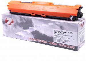 BFHPLJ0176050 Картридж HP CF350A/CE310A для Color LJ M176/CP1025 черный (1 300 стр.) Univ 7Q