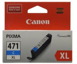 Картридж CANON CLI-471XL C (cyan)