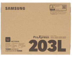 (Уценка) MLT-D203L/SEE - НТВ-1 Картридж Samsung для SL-M3820/3870/4020/4070 черный (5 000 стр.)