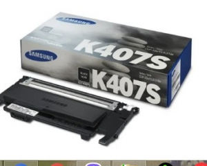 Картридж Samsung CLP-320/325/CLX-3185 1.5K Black S-print by HP