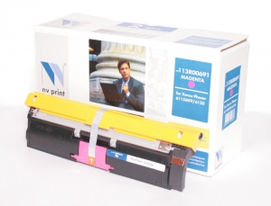Совместимый картридж Xerox 113R00691 MAGENTA (1500 стр., пурпурный)