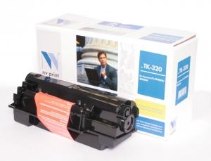 Совместимый картридж Kyocera TK-320 (15000 стр., черный)