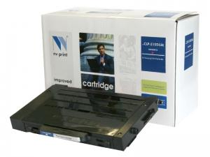 Совместимый картридж Samsung CLP-510D5 Magenta (5000 стр., пурпурный)