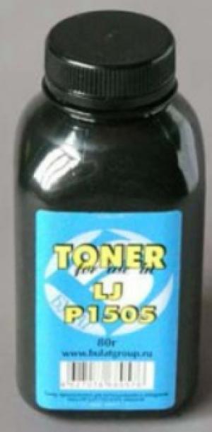 (Уценка)Тонер HP LJ P1505 банка 80г сферический БУЛАТ