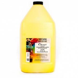 (Уценка)Тонер OKI C610/ C810/ C830 Yellow, универсальный (фл. 1кг) SC
