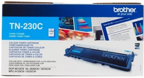 (Уценка) НТВ-1 Картридж Brother TN230C для HL-3040CN голубой  (1 400 стр.)