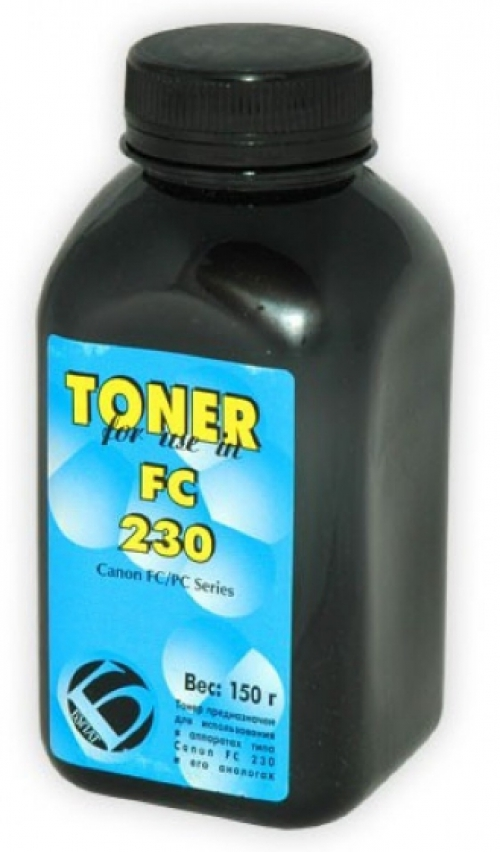 (Уценка)Тонер Canon FC-230 банка 150гp БУЛАТ