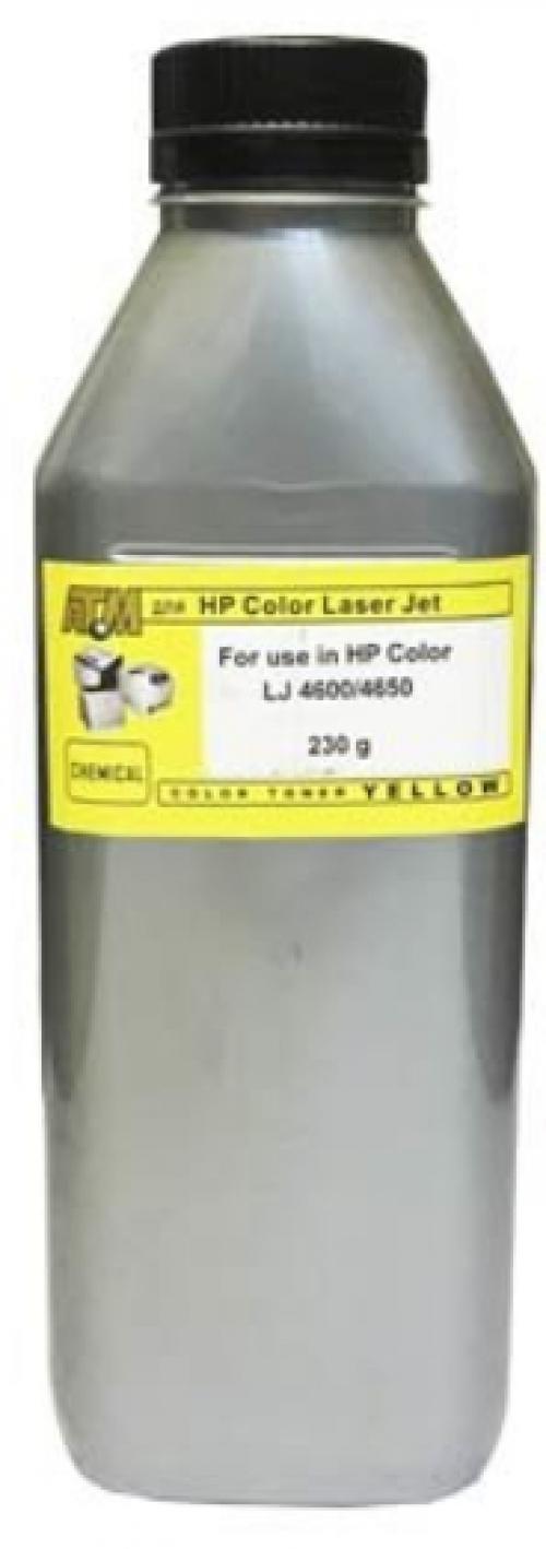 (Уценка)Тонер Color HP LJ CP1215 бан 45г Y хим TNX