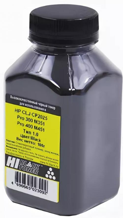 (Уценка)Тонер HP Pro 300 Color M351/400 100г Tonex черн.