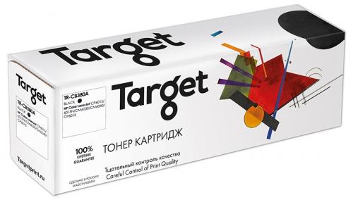 Совместимый картридж Target HP CB380A (№823A) (Чёрный, 16500 стр)