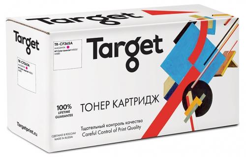 Совместимый барабан Target HP CF365A (№828A) (Пурпурный, 30000 стр.)