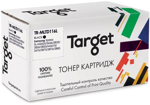 Совместимый картридж Target MLT-D116L (Чёрный, 3500 стр.)