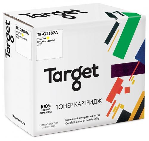 Совместимый картридж Target HP Q2682A (№311A) (Жёлтый, 6000 стр.)