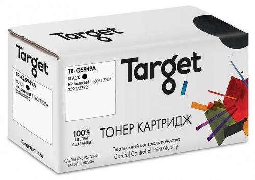 Совместимый картридж Target HP Q5949A (Чёрный, 2500 стр)